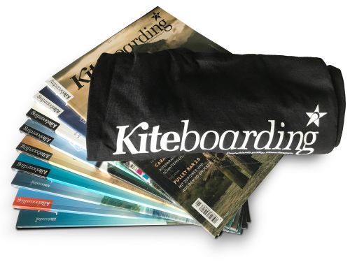 Kiteboarding Magazin Redesign